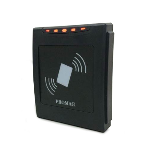Promag ER750 / ER755 - Ethernet Mifare Readers - 13.56Mhz Ethernet Mifare Readers ISO14443A